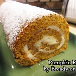 Bready or Not: Pumpkin Roll