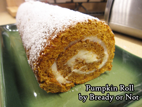 Bready or Not: Pumpkin Roll