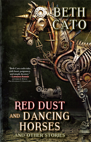 Red Dust cover
