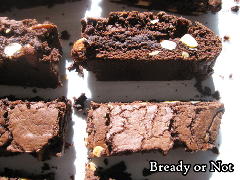Bready or Not: Chocolate Almond Biscotti