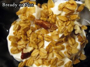 Bready or Not Original: (Gluten Free) Vanilla Pecan Granola