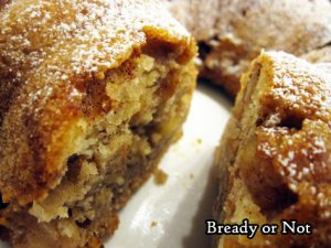Bready or Not: Cinnamon Apple Bundt Cake