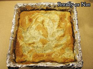 Bready or Not Original: Earl Grey Cheesecake Bars