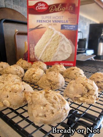 Bready or Not: Maple Krispy Cookies