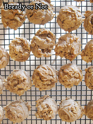 Bready or Not: Maple Krispy Cookies