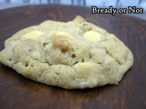 Bready or Not Original: Vanilla Granola Cookies