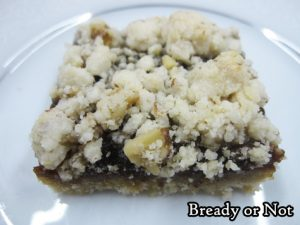 Bready or Not Original: Apple Butter Bars