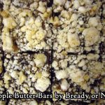 Bready or Not Original: Apple Butter Bars
