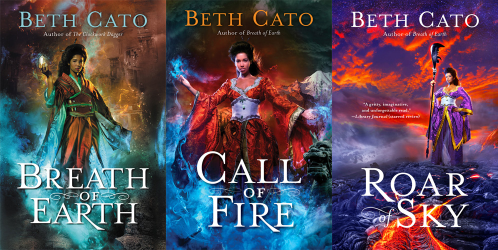 blood of earth triptych