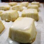Bready or Not: Lemon Shortbread Bites