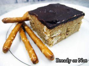Bready or Not: No-Bake Peanut Butter Pretzel Fudge