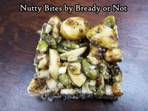 Bready or Not Original: Nutty Bites
