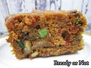 Bready or Not Original: Mini Fruitcake Loaves