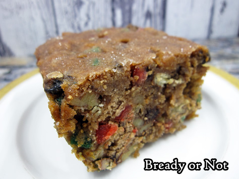 Bready or Not Original: Mini Fruitcake Loaves