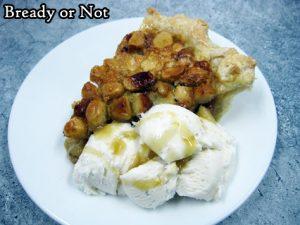 Bready or Not Original: White Chocolate Macadamia Nut Pie