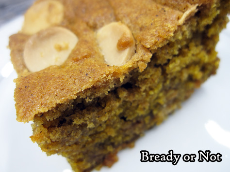 Bready or Not: Pumpkin Caramel Chip Bars