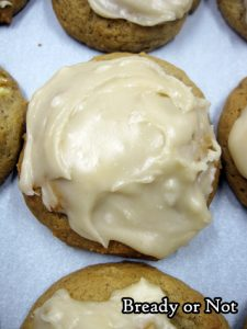 Bready or Not: Caramel Apple Cookies