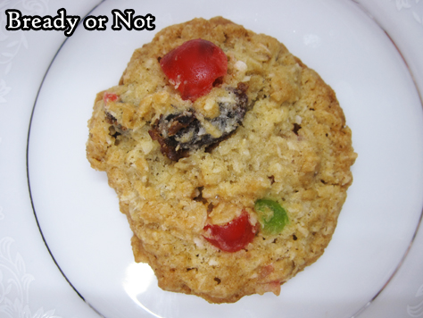 Bready or Not: Fruitcake Cookies