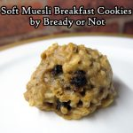 Bready or Not: Soft Muesli Breakfast Cookies