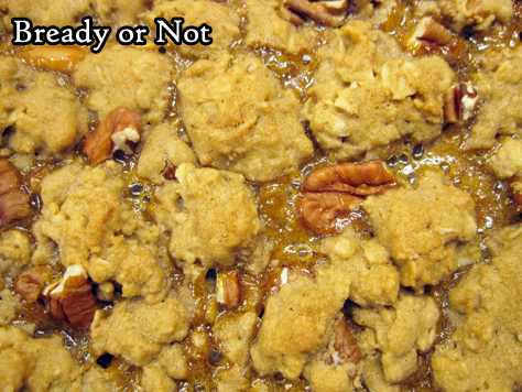 Bready or Not: Cappuccino-Caramel Oat Bars