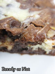 Bready or Not: Cheesecake Brownies