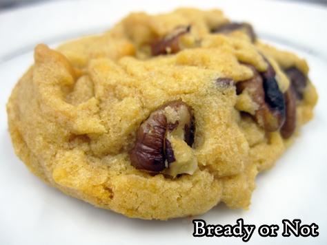 Bready or Not Original: Pecan Caramel Chip Cookies