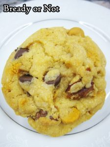 Bready or Not Original: Pecan Caramel Chip Cookies