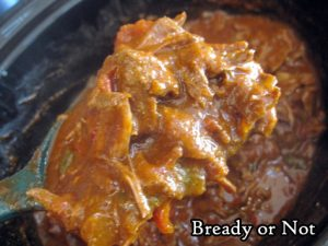 Bready or Not: Slow Cooker Beef Chili