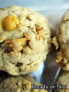 Bready or Not Original: Chewy Oatmeal Apple Chip Cookies