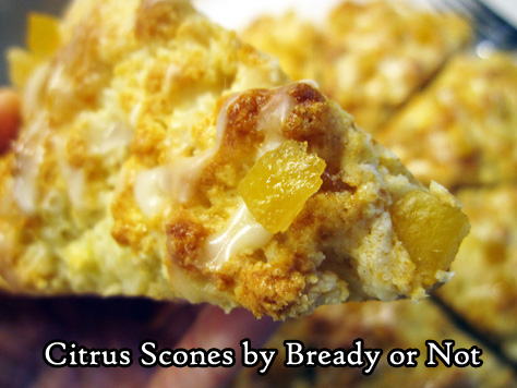 Bready or Not Original: Citrus Scones