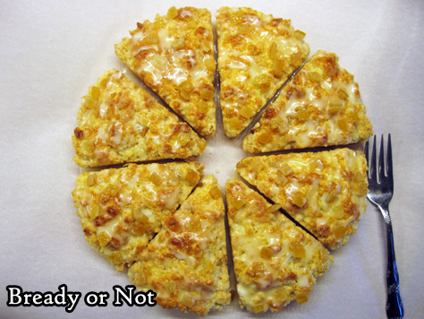 Bready or Not Original: Citrus Scones