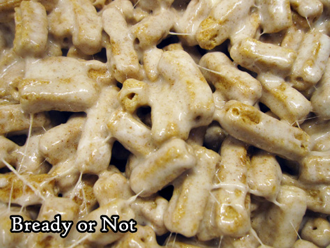 Bready or Not Original: Churro Krispies