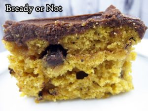 Bready or Not: Pumpkin Chocolate Chip Cake