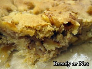 Bready or Not Original: Walnut Apple Dump Cake