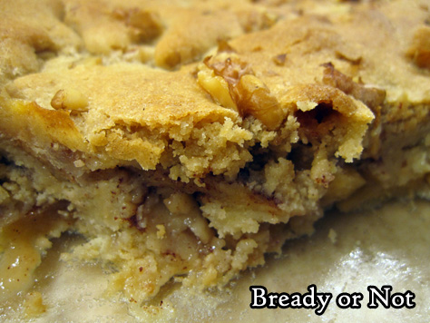 Bready or Not Original: Walnut Apple Dump Cake