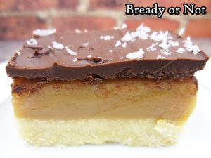 Bready or Not Original: Millionaire Shortbread
