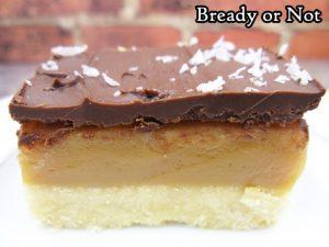 Bready or Not Original: Millionaire Shortbread