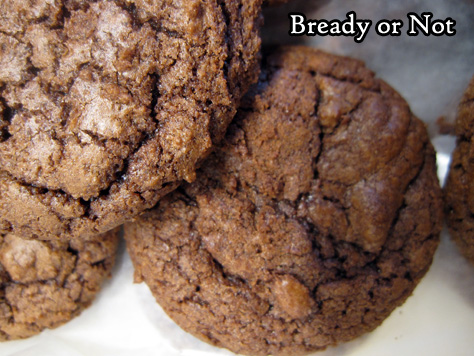 Bready or Not: Ultimate Chocolate Cookies