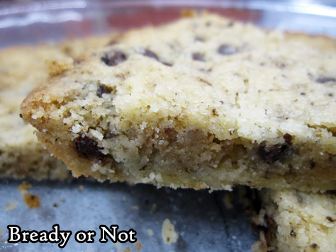 Bready or Not Original: Chocolate Chip Espresso Shortbread