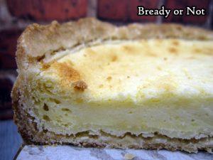 Bready or Not: Irish Lemon Pudding Tart