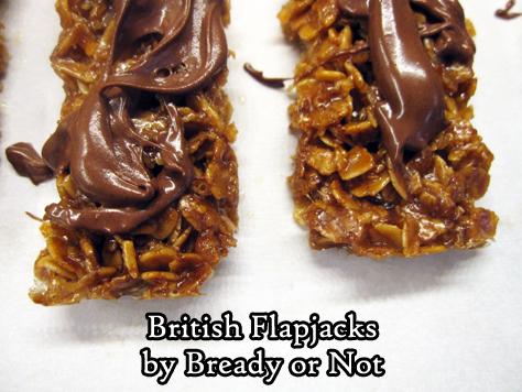British Flapjacks