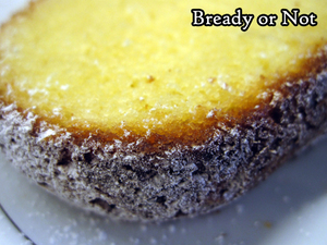 Bready or Not Original: Greek Yogurt Lemon Bundt Cake