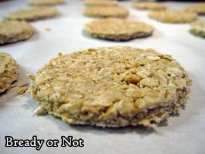 Bready or Not Original: Scottish Oatcakes