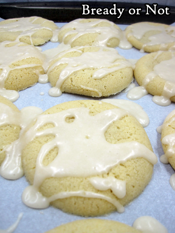 Bready or Not Original: Soft Maple Sugar Cookies