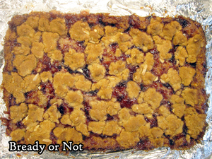 Bready or Not Original: Chewy Filled Bars