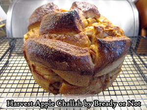 Bready or Not: Harvest Apple Challah