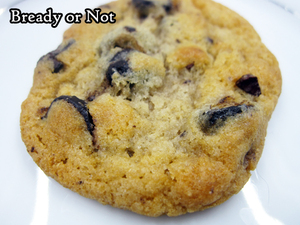 Bready or Not Original: Chewy Coffee-Cocoa Nib Cookies