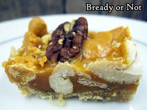 Bready or Not Original: Mixed Nut Bars
