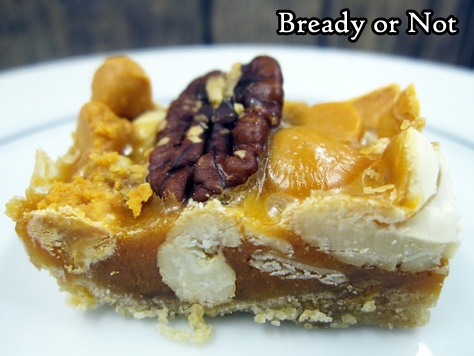 Bready or Not Original: Mixed Nut Bars