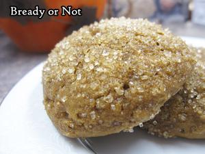 Bready or Not Original: Pumpkin Spice Espresso Cookies